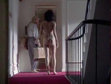 Angelina jolies naked ass in wanted